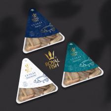 Упаковка для линейки сельди «Royal Fish»