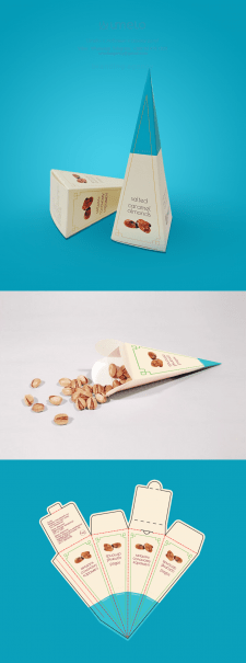Конусная упаковка