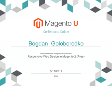 Сертификация Responsive Web Design in Magento 2