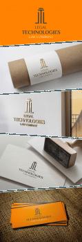 """Логотип юридичної компанії """"Legal Tehnologies"""""""