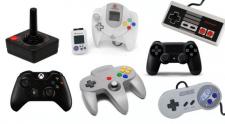 Игровые манипуляторы и аксессуары для консолей