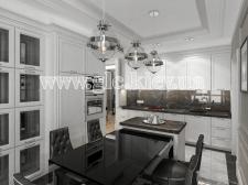 Квартира в жилом комплексе Centralpark. Кухня