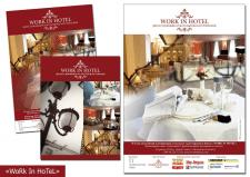 "Обложка журнала ""Work in Hotel"""