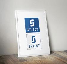Разработка логотипа Syject
