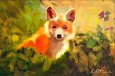 Лисица лис