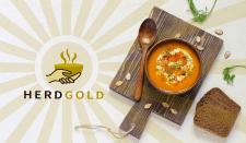 "Логотип домашнего ресторана ""HERDGOLD"""