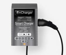 """Дизайн корпуса зарядной станции """"Smart Charger"""""""