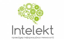 Вариант логотипа для провайдера Интеллект