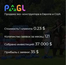 Продвижение конструктора PAGL