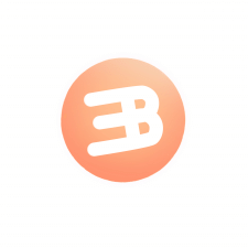 Логотип для биткоин-фирмы
