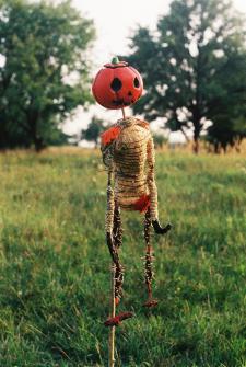 Джек( тростевая кукла)