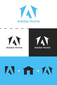 Лого для Adobe Home