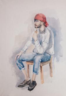 Рисунок/живопись натуры