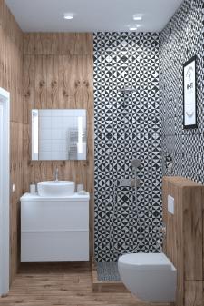 Візуалізація вбиральні