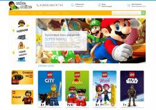 Интернет-магазин конструкторов Лего