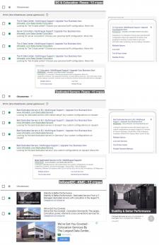 Infonetdc.com // Google Adwords // Англоязычный