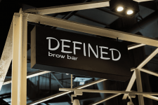 Логотип для brow bar