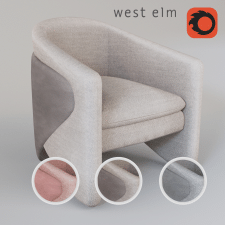 West Elm (Thea Chair)