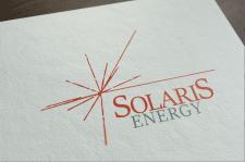 """Логотип для """"Solaris"""""""