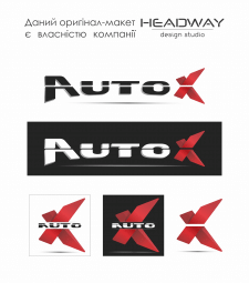 Логотип для AUTOX
