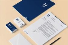 Логотип та брендинг для консалтингової компанії