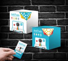 Короб и визитка для InstaPrinter