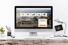 Интернет-магазин по аренде спецтехники
