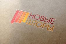 Логотип магазина штор