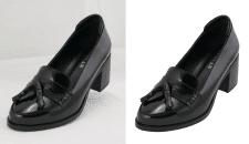 Обтравка. Обувь