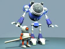 Роботы 3D