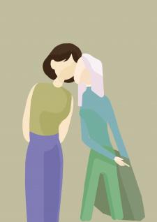 поцілунок