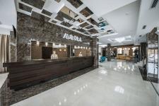 Отель Аврора ресепшн