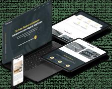 Разработка сайта - Профмонтаж