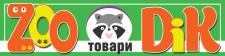 вывеска и лого зоомагазина
