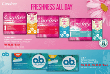 Carefree / OB flyer