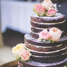 Что такое Naked cake?
