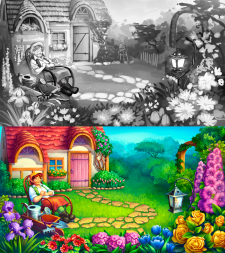 Милый сад