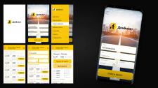 Дизайн приложения для автобусного перевозчика