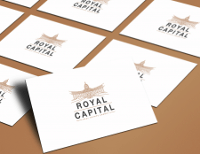 логотип для Royal Capital