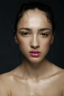 Skin retouching