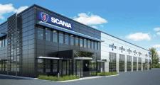 Станция тех. обслуживания SCANIA