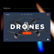 DRONES WEBSITE