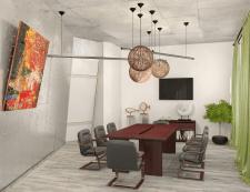 интерьер офиса в г.Донецке