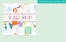 Дизайн лого для групи Вконтакте