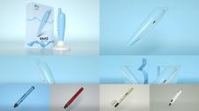 Моделирование и Визуализация 3D ручек.