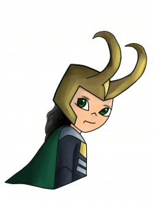 Loki illustration