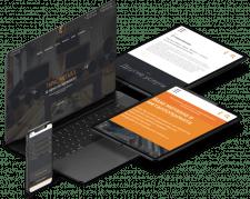 Дизайн и разработка сайта - МАТРИЦА