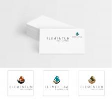 Объемное лого и варианты цветовых решений