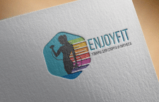 "Логотип ""Engoyfit"""