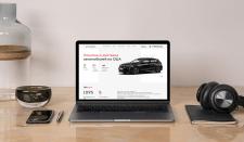 Дизайна сайта по привозу авто из США